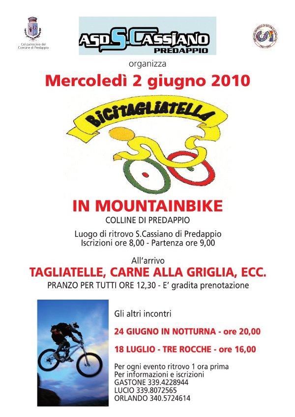 Bicitagliatella mountainbike 2010