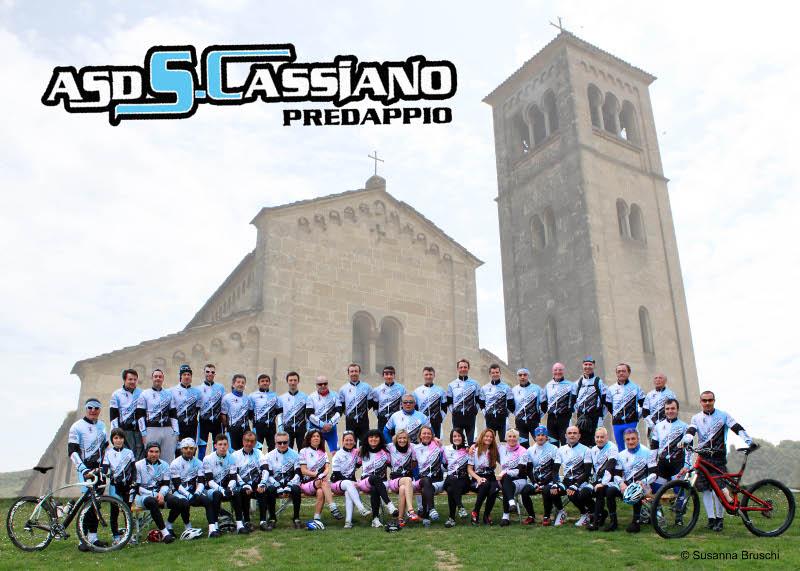 Ciclisti San Cassiano